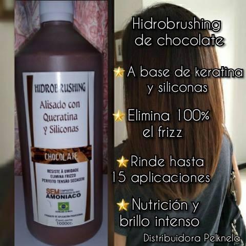 Alisado De Chocolate