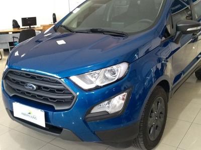Ford Ecosport 1.5 Freestyle At. 2018 Azul Flex