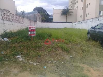 Terreno Residencial À Venda, Vila Antônio Augusto Luiz, Caçapava. - Te0470