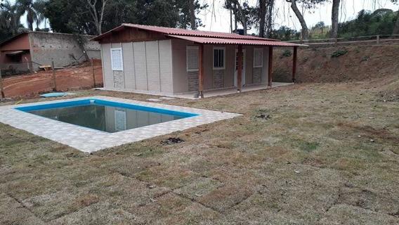 Chácara 1300m2 Com Piscina Casa Com 3 Dormitórios Confira !