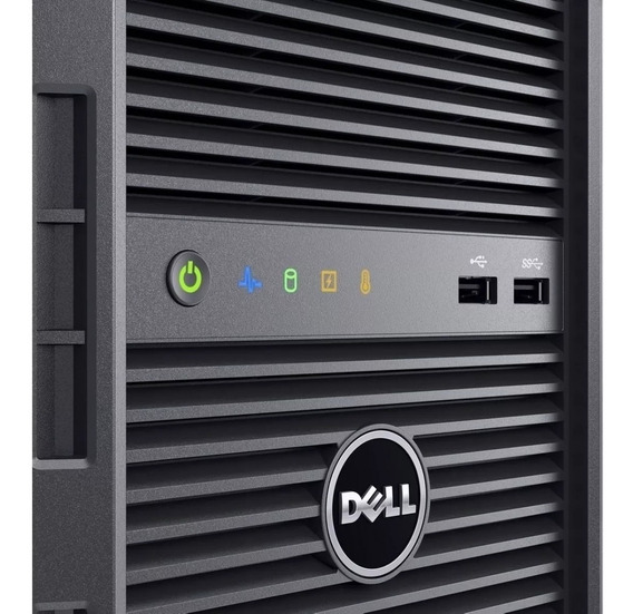 Servidor Dell Poweredge T130 (xeon E3-1220 V6, Ram 16gb)
