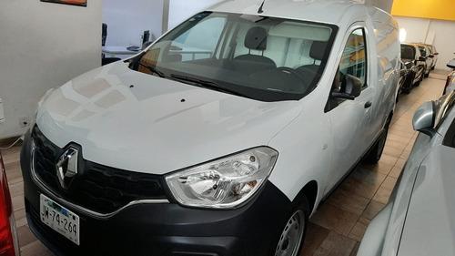 Imagen 1 de 14 de Renault Kangoo 2019 1.6 Aa Mt