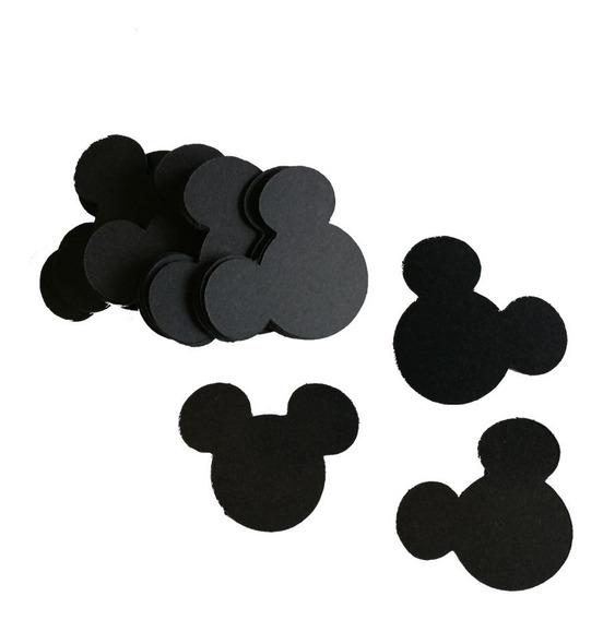 Siluetas Mickey Troqueladas Tags Souvenirs
