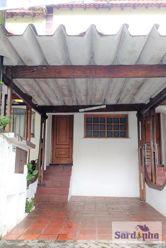 Sobrado À Venda - Jd. Guarau - São Paulo - 1752