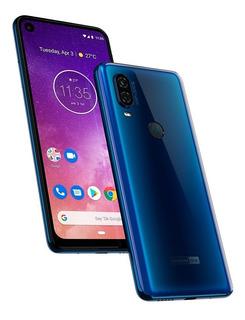 Motorola Moto One Vision 128 Gb 4gb Ram 48mp Dual Sim