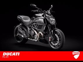 Ducati Diavel Dark 2017