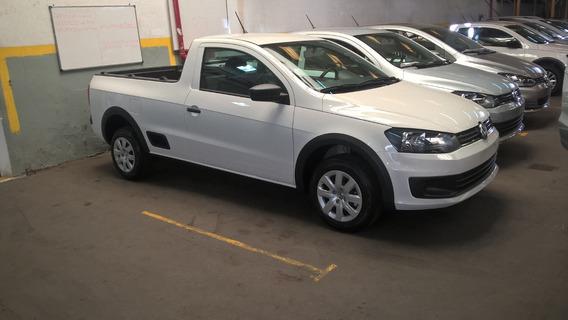 Volkswagen Saveiro 1.6 C/s My19-tasa 0%