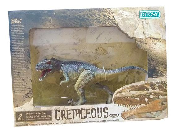Cretaceous Dinosaurios 18 Cm T-rex