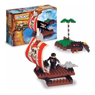 Blocky Balsa Pirata 637
