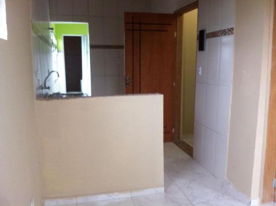 Casa Em Parque São Vicente, São Vicente/sp De 54m² 1 Quartos À Venda Por R$ 125.000,00 - Ca312471