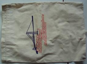 Mochila Em Tecido - 8 Encorr - Florianópolis - 2004 - Be