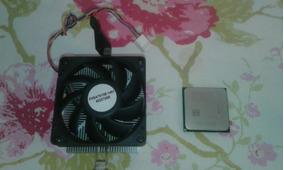 Processador Atlhon X2 Com Coler Original