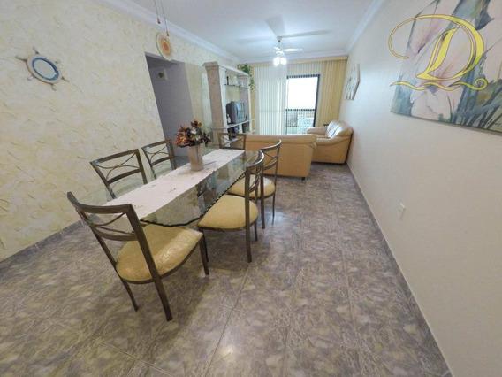 Apartamento De 3 Quartos Para Locação Definitiva No Forte Com 2 Vagas!!! - Ap2160