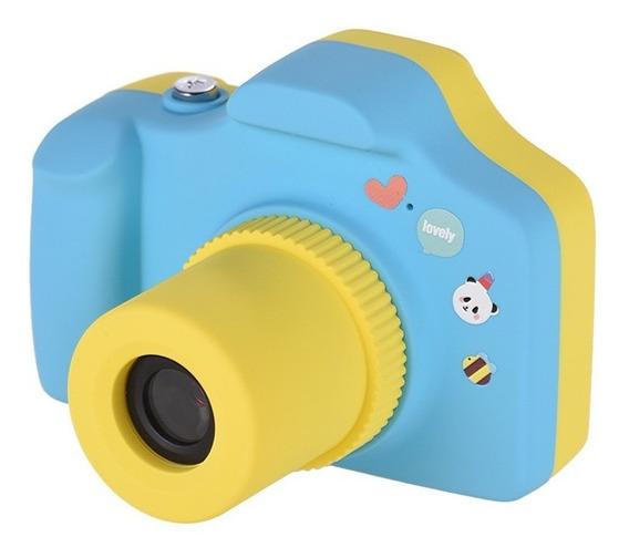 Câmera Digital Para Crianças Máx. 5 Mega Pixels 1080p Kids