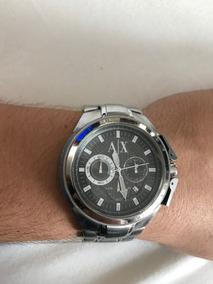 Relógio Ax - Aço