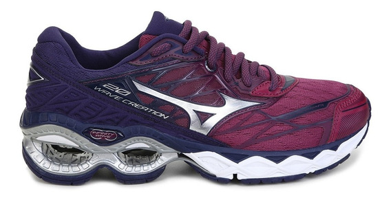 Tênis Mizuno Wave Creation 20 Feminino - Original