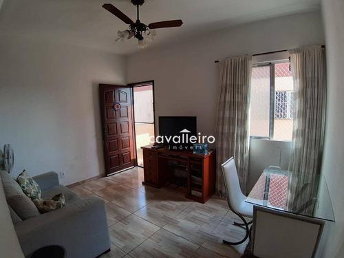Imagem 1 de 14 de Apartamento Com 2 Dormitórios À Venda, 45 M² Por R$ 160.000,00 - Centro - Maricá/rj - Ap0251