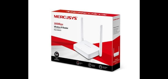 Roteador /repetidor Mult Rede Mercusys 300mbps