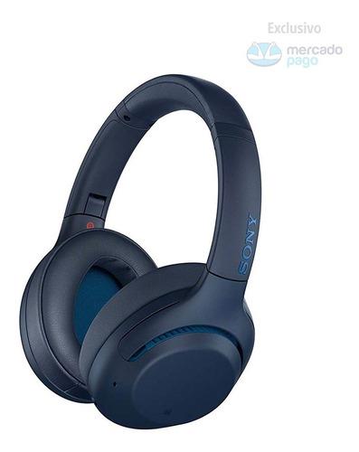 Imagen 1 de 5 de Audífonos Sony Bluetooth Con Noise Cancelling - Wh-xb900n