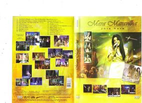 Dvd Mara Maravilha - Jóia Rara, Gospel, Original