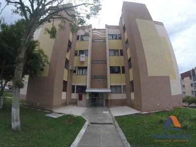 Apartamento Com 3 Dormitórios Para Alugar, 89 M² Por R$ 600/mês - Jardim Carvalho - Ponta Grossa/pr - Ap0827