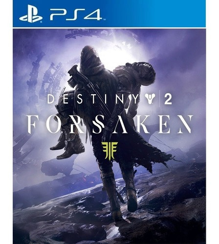 Destiny 2: Renegados Ps4 Código 12 Digitos