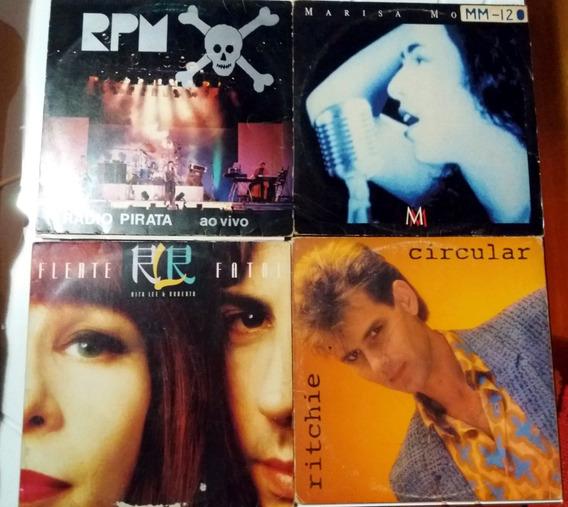 Vinil Rpm / Ritchie / Marisa Monte / Rita Lee Nacional Rock