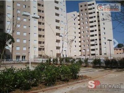 Lindo Apartamento Com 2 Dormitórios À Venda, 47 M² Por R$ 234.000 - Engenheiro Goulart - São Paulo/sp - Ap0284