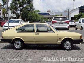 V E N D I D O - Passat Ts 1981 47.000 Km Ateliê Do Carro