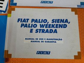 Manual Proprietário Fiat Linha Palio