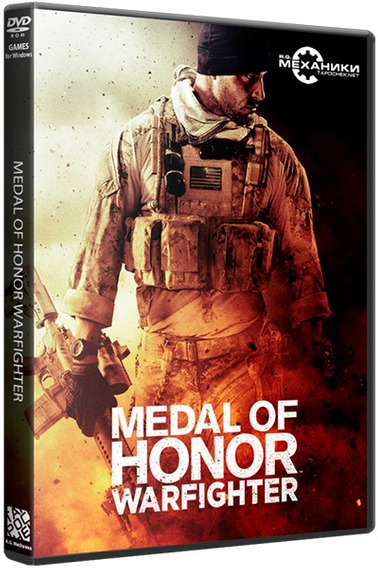 Medal Of Honor Warfighter Limited Edition Pc Dvd Frete 8 R$