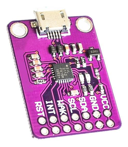 Cp2112 Debug Conselho Usb Para I2c Communication Módulo Ros
