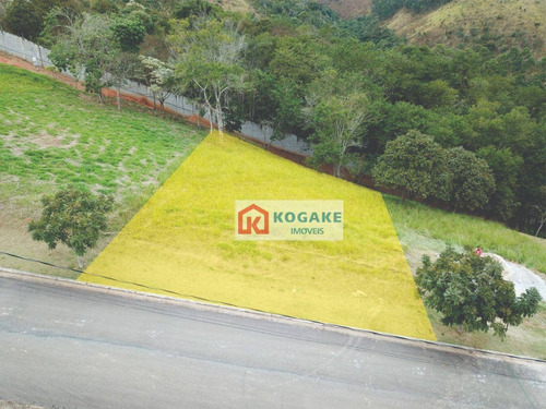 Imagem 1 de 11 de Terreno À Venda, 1000 M² Por R$ 195.000,00 - Recanto Santa Barbara - Jambeiro/sp - Te1984