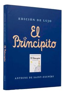 Libro El Principito Saint-exupéry 26cm Edición Lujo Duro
