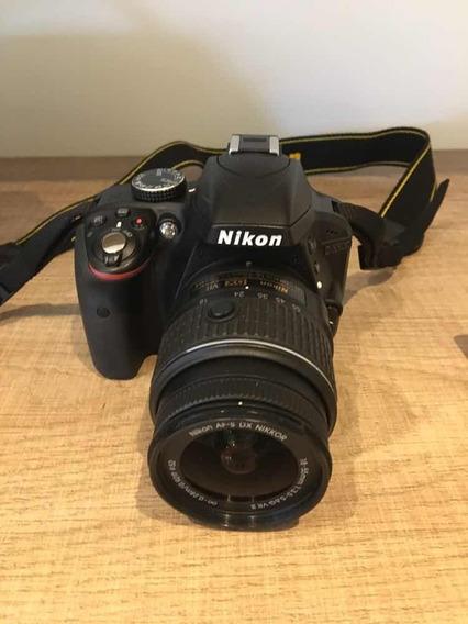 Nikon D3300 Muito Nova