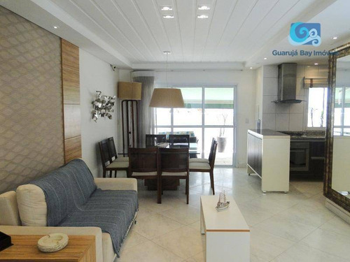 Imagem 1 de 30 de Casa À Venda Praia Da Enseada - Guarujá - Ca1813