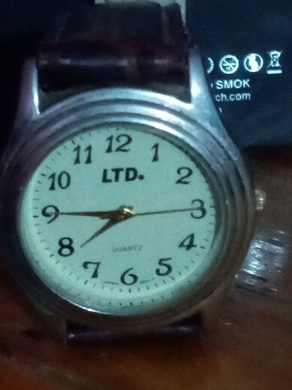 Reloj Ltd. Quartz Japan Movt