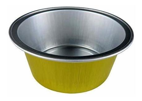 Mini Tazas Desechables De Aluminio Para Cocina / Tazas De Po