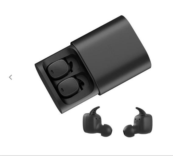 Fone Bluetooth Qcy T1 Pro Original Sem Fio Gear Iconx Airpod