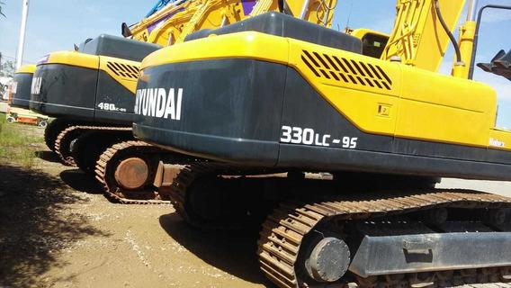 Excavadora Hidraulica Usada