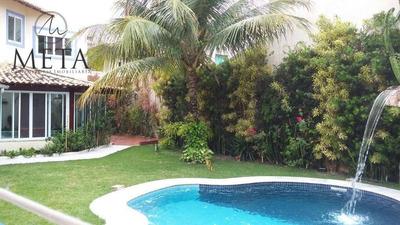 Maravilhosa Casa Mirante Da Lagoa Alto Padrão 600 Metros Quadrados De Terreno - Ca0344