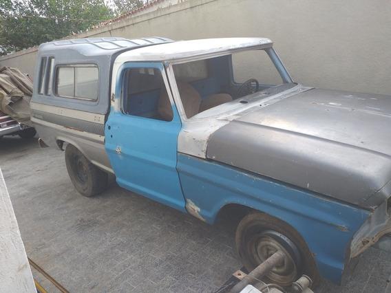 Ford F100 Em Peças