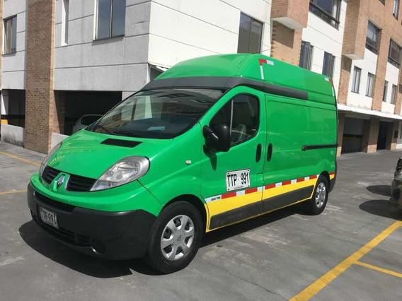 Renault Trafic 2013 1.9l