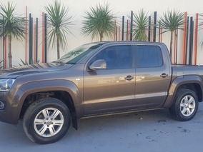 Volkswagen Amarok 4x4 Highline Pack At 2014