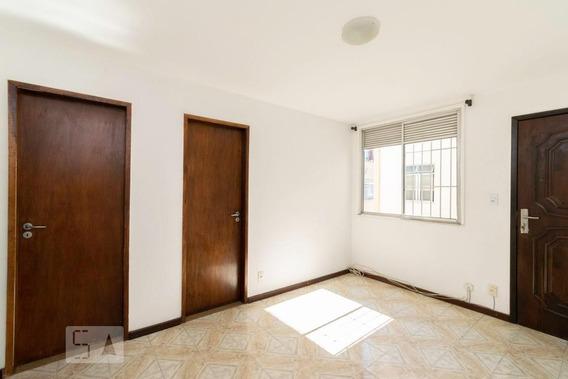 Apartamento No 4º Andar Com 2 Dormitórios E 1 Garagem - Id: 892949834 - 249834