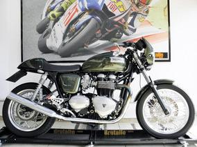 Triumph Thruxton 900 Verde 2015