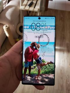 Celular Samsung Galaxy Note 10 256gb E 8gb De Ram Preto