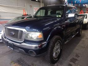 Ford Ranger Xlt Extremadamente Nueva Credito Equipada Lujosa