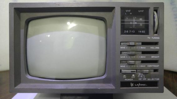 Tv Radio Portatil La Sonic