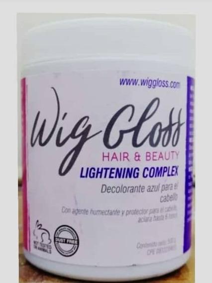 Polvo Decolorante Wig Gloss 500gr